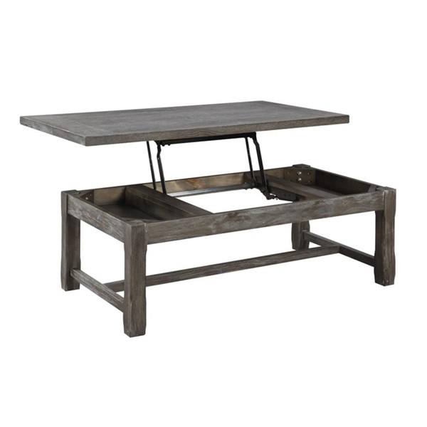 Emerald Home Paladin Charcoal Gray Wood Lift Top Coffee Table EMR-T3504
