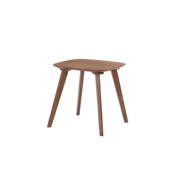 Emerald Home Simplicity Walnut Brown End Table EMR-T550-1