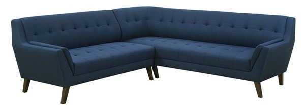 Emerald Home Binetti Navy Sectional EMR-U3216M-11-12-04-K