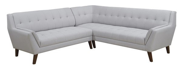 Emerald Home Binetti Gray Sectional EMR-U3216M-11-12-09-K