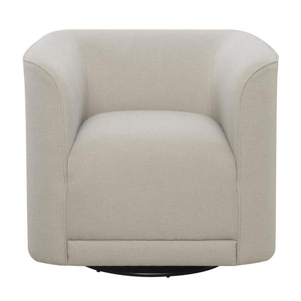 Emerald Home Whirlaway Light Sand Fabric Accent Chair EMR-U3272-04-09