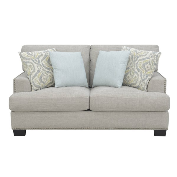 Emerald Home Kinsley Fabric Loveseat EMR-U3792-01-03
