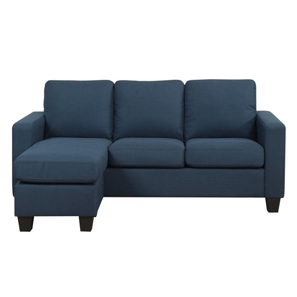 Emerald Home Nix Peacock Blue Fabric Sectional Sofa EMR-U4191-09-04