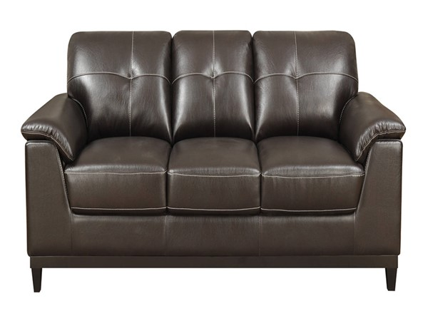 Emerald Home Marquis Dark Walnut Sofa EMR-U4289M-00-15