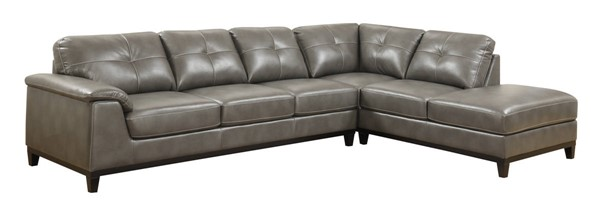 Emerald Home Marquis Gray Sectional EMR-U4289M-11-12-13-K
