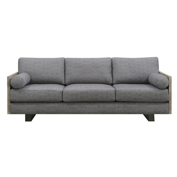 Emerald Home Interlude Charcoal Gray Fabric Sofa EMR-U5600-00-03