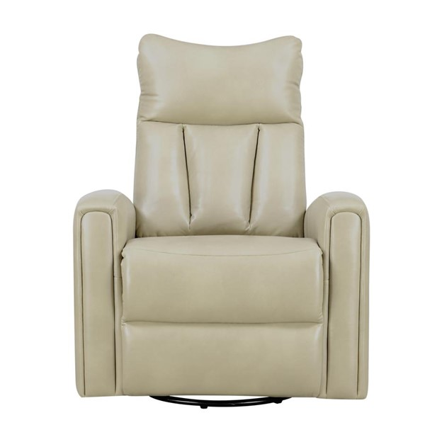 Emerald Home Maverick Taupe Fabric Recliner EMR-U7132-04-09