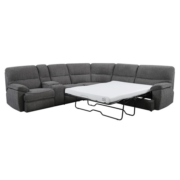 Emerald Home Aurora Platinum Sleeper Sectional EMR-U8050-13-27-46-03-K
