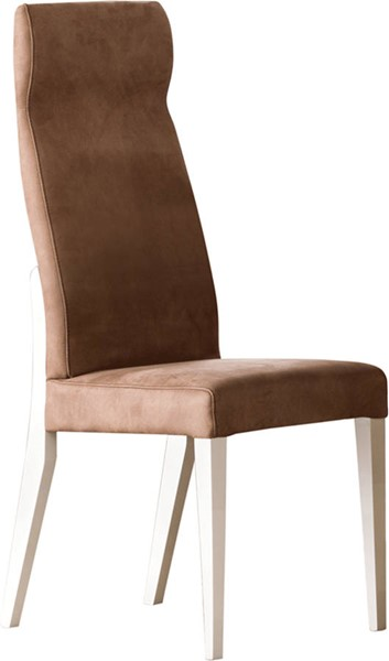 2 ESF Status Italy Evolution Brown Chairs ESF-i18607