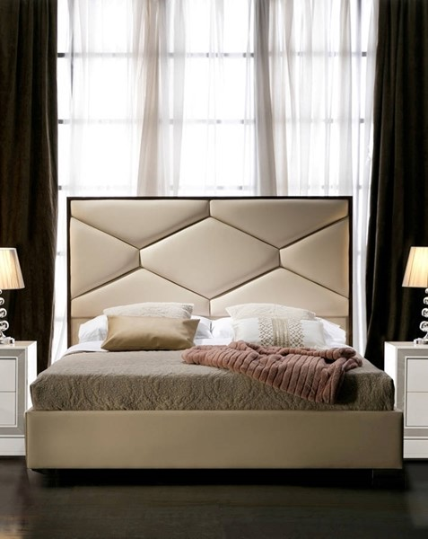 ESF Dupen Spain Martina Beige Queen Storage Bed ESF-i22069