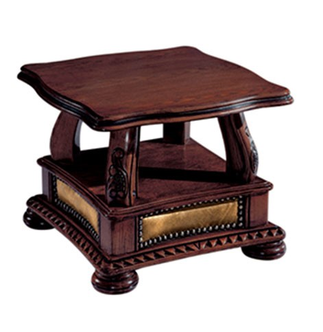 ESF SWH Classic Living Oakman Wood End Table ESF-i11108