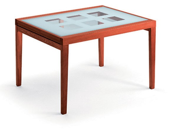 ESF European Poker Cherry 120 Dining Table ESF-i634