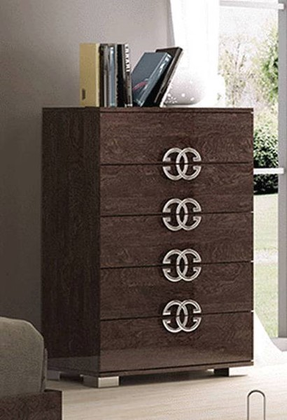 ESF Status Italy Prestige Walnut Wood Chest ESF-i7590