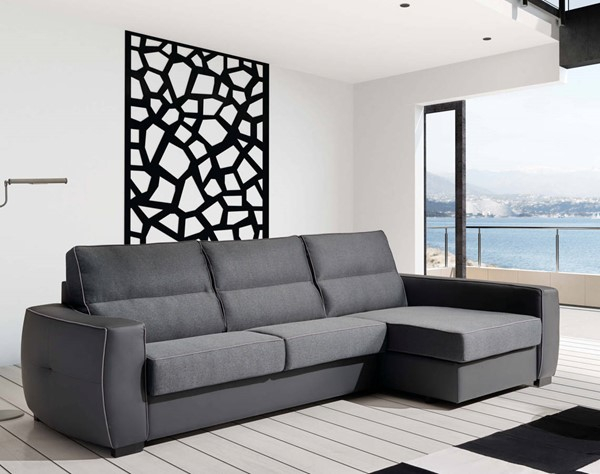 ESF Suinta Spain Ray Grey Sectional ESF-i17841