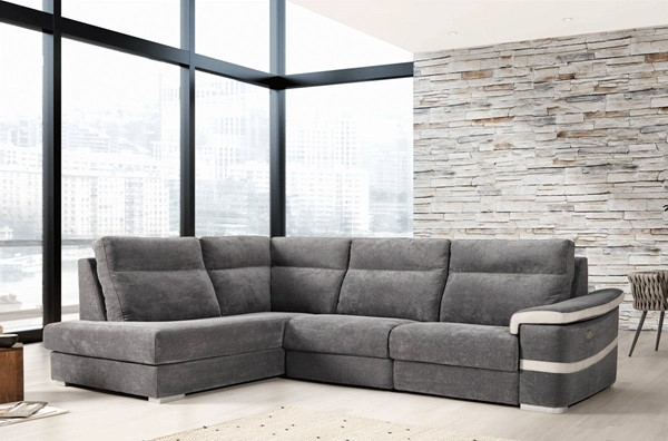 ESF Vizcaino Spain Viral Grey Left Sectional ESF-i22302