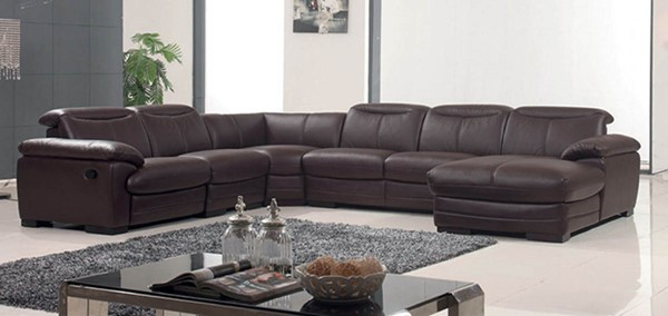 ESF FLR Modern Living 2146 Right Facing Reclining Sectional ESF-i10686