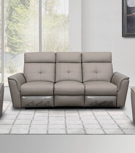 ESF Extravaganza 8501 Leather Recliner Sofas ESF-i1084-SF-VAR
