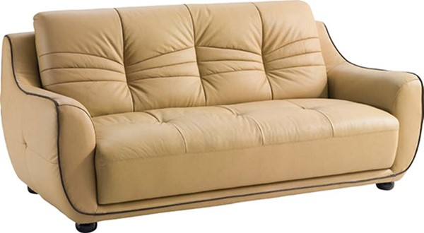 ESF RXN Classic Living 2088 Leather Sofa ESF-i11257