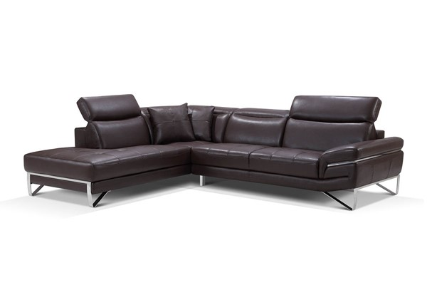 ESF WCH Modern Living 2194 Chocolate Left Facing Sectional ESF-i17274