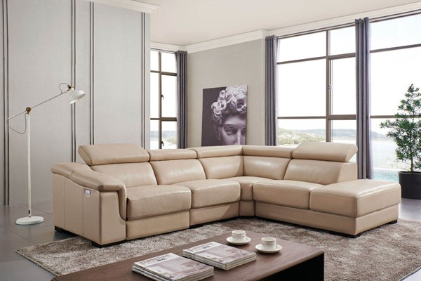 ESF FLR Modern Living Right Facing Reclining Sectional ESF-i17729