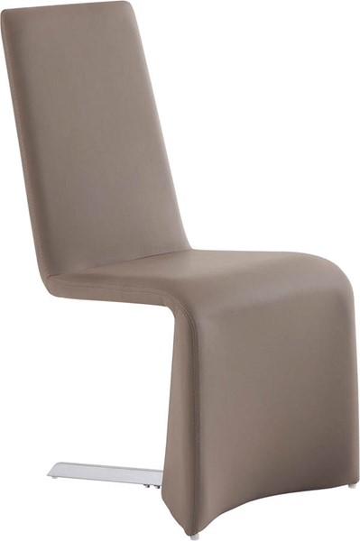 2 ESF Extravaganza 6609 Beige Dining Chairs ESF-i18620