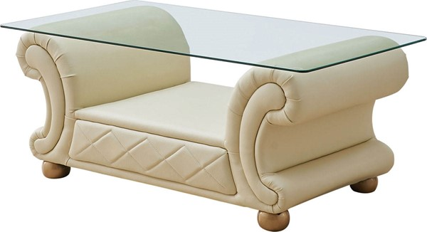 ESF SWH Classic Living Apolo Beige Coffee Table ESF-i20865