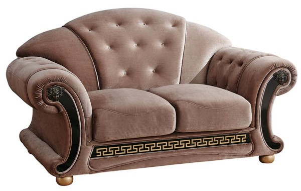 ESF Extravaganza Apolo Fabric Loveseat ESF-i20876