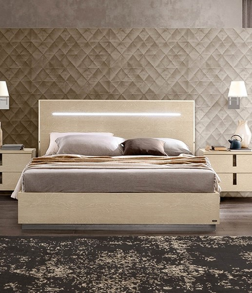 ESF Camelgroup Italy Ambra Beds with Slate Frame ESF-i21723-BEDS-VAR