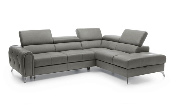 ESF Galla European Camelia Right Facing Sectional ESF-i21680