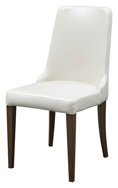 2 ESF Extravaganza 1640 Light Beige Dining Chairs ESF-i21838