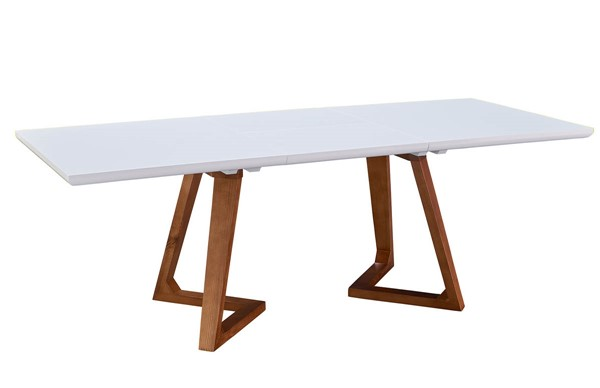 ESF Extravaganza 1692 White Dining Table ESF-i21859