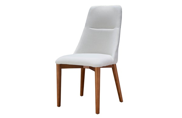 6 ESF Extravaganza 1685 White Dining Chairs ESF-i21860