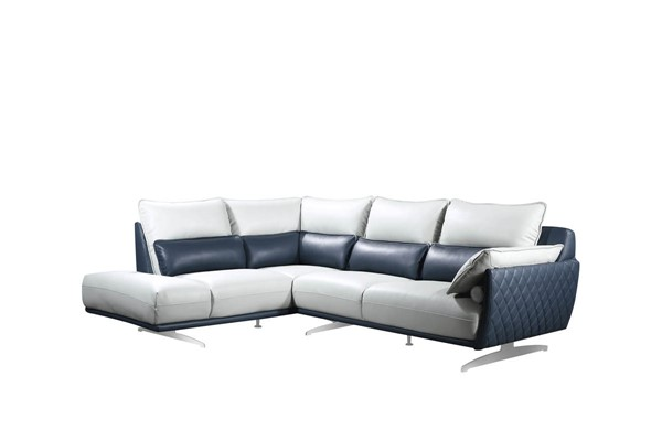 ESF Extravaganza 6311 Light Grey Left Facing Sectional ESF-i21866