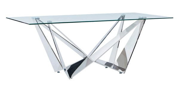 ESF Extravaganza 2061 Silver Dining Table ESF-i22223