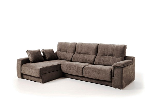 ESF Vizcaino Spain Air Fabric Left Facing Sectional ESF-i22300