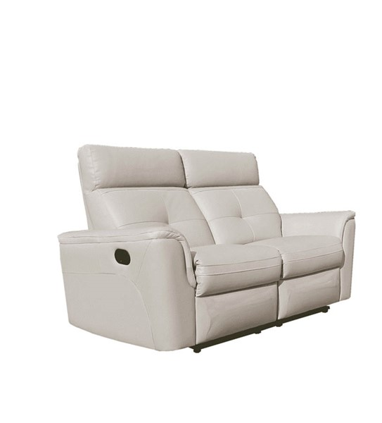ESF Extravaganza 8501 White Recliner Loveseat ESF-i22398