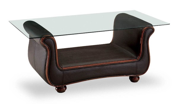 ESF SWH Classic Living 262 Dark Brown Coffee Table ESF-i2031