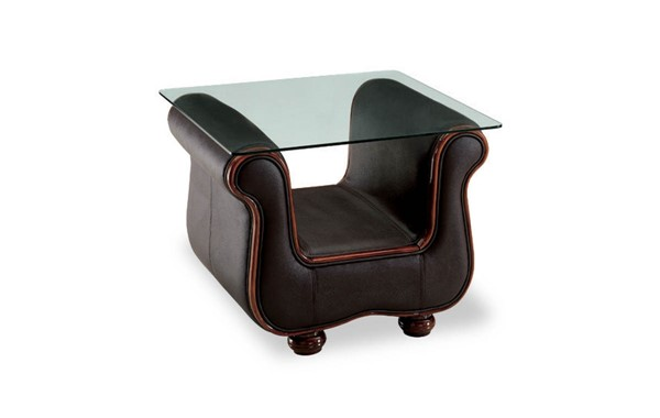 ESF SWH Classic Living 262 Dark Brown End Table ESF-i2032