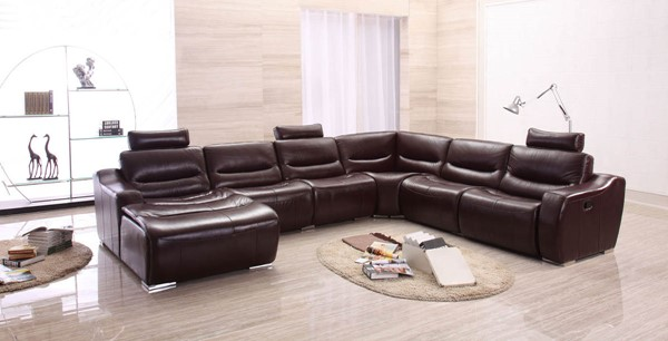 ESF FLR Modern Living 2144 Left Facing Reclining Sectional ESF-i6308