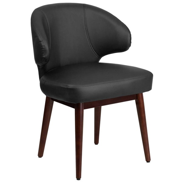 Flash Furniture Comfort Back Side Reception Chairs with Legs FLF-BT-OFF-CH-VAR