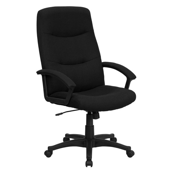 Flash Furniture High Back Fabric Executive Swivel Office Chairs FLF-BT-134A-GG-VAR