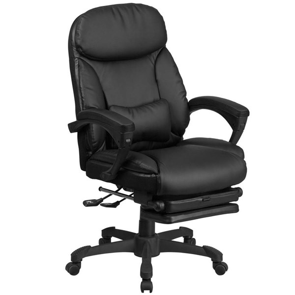 Flash Furniture High Back Black Leather Executive Reclining Swivel Chair FLF-BT-90506H-GG