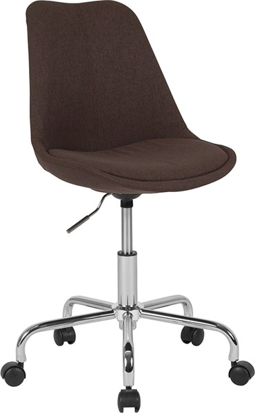 Flash Furniture Aurora Brown Task Chair FLF-CH-152783-BN-GG
