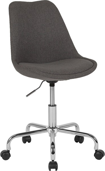 Flash Furniture Aurora Dark Gray Task Chair FLF-CH-152783-DKGY-GG