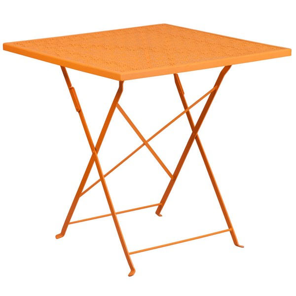 Flash Furniture 28 Inch Indoor Outdoor Folding Patio Tables FLF-CO-1-OUT-DT-VAR
