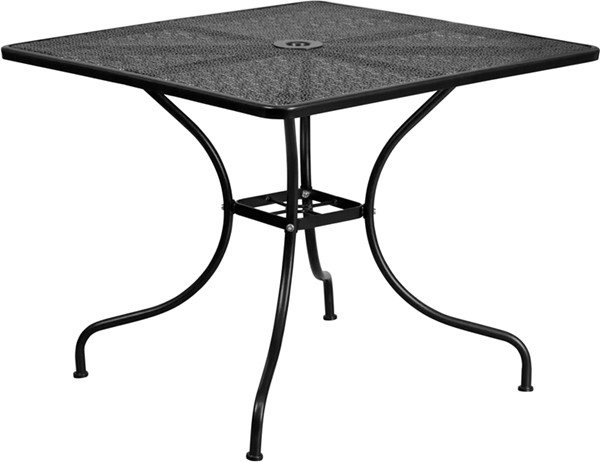 Flash Furniture Square Patio Table FLF-CO-6-GG-OUT-DT-VAR