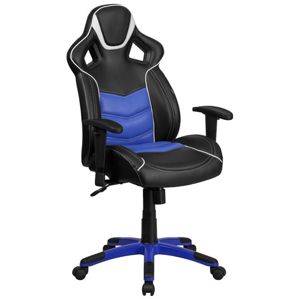 Flash Furniture High Back Monterey Executive Gaming Racing Swivel Chairs - FLF-CP-B331A01-OFF-CH-VAR FLF-CP-B331A01-OFF-CH-VAR