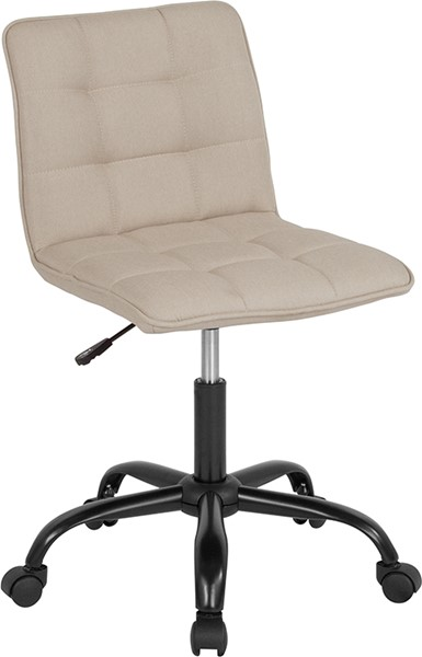 Flash Furniture Sorrento Beige Fabric Task Chair FLF-DS-512C-BGE-F-GG