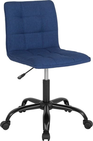 Flash Furniture Sorrento Blue Fabric Task Chair FLF-DS-512C-BLU-F-GG
