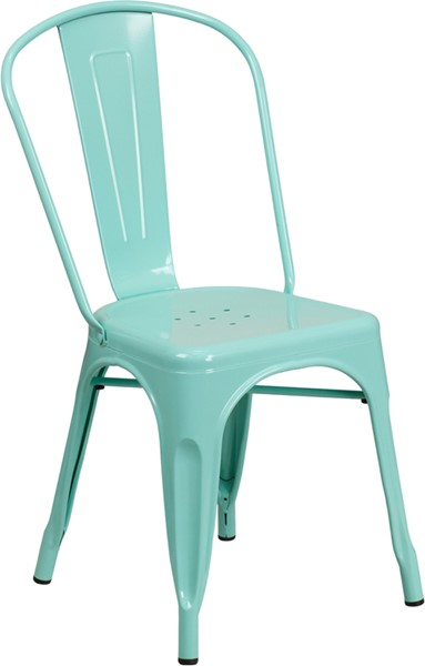 Flash Furniture Mint Green Plastic Chair FLF-ET-3534-MINT-GG